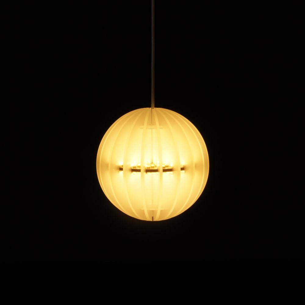 lustre pendente de led modelo gambol elediluminacao. Black Bedroom Furniture Sets. Home Design Ideas