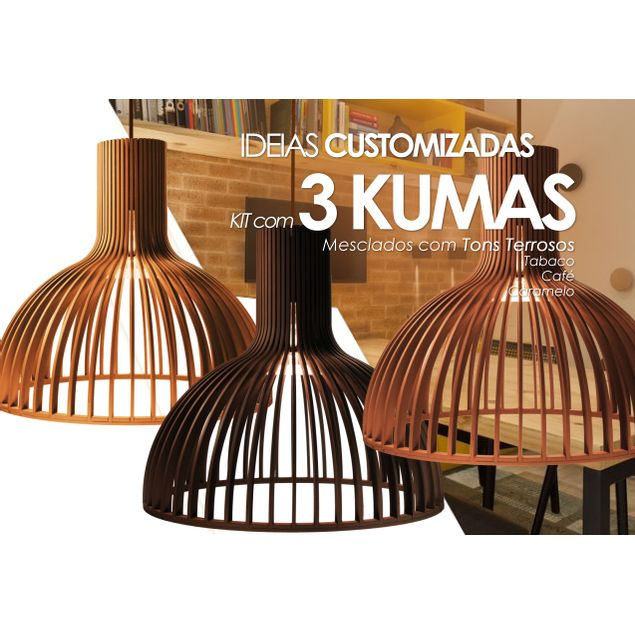 kit-full-set-lustres-kuma-terrosos