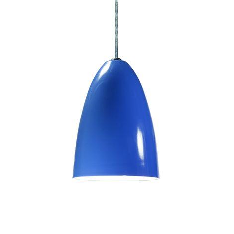 pendente-de-cone-azul-royal