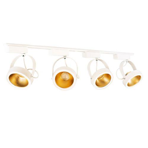 trilho-branco-e-dourado-com-4-spots-ar111