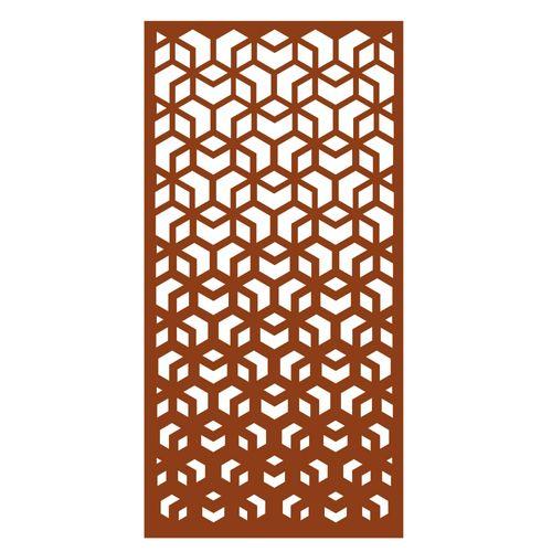 painel-vazado-tom-cobre-elemento