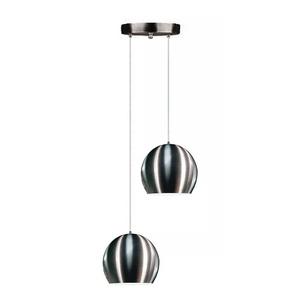 Lustre-de-aluminio-meia-dupla-escovado-para-ambientes-internos