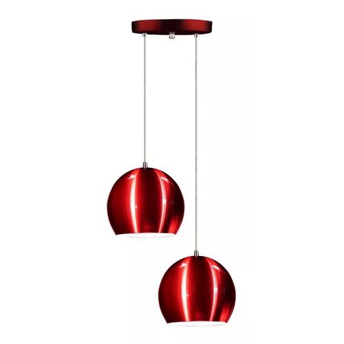 Pendente-duplo-vermelho-cereja-meia-bola-14cm