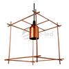 Pendente-aramado-cobre-cubico-decorativo-design