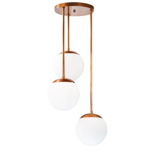 Trio-buble-em-aluminio-com-vidro-design