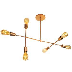 lustre-sputnik-abstrato-cobre-com-lampadas-retro