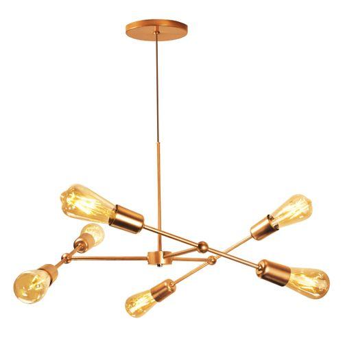 lustre-sputnik-abstrato-cobre-com-fio-regulavel