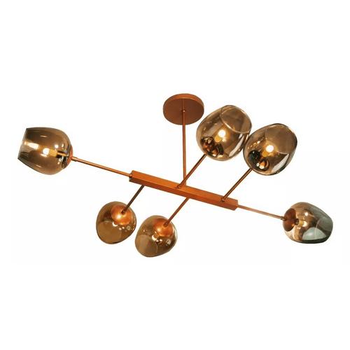 Pendente-cobre-moderno-decorativo-soquete-g9