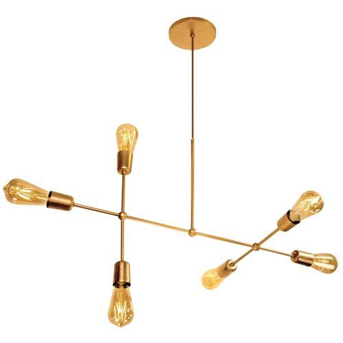 sputnik-dourado-com-fio-regulavel