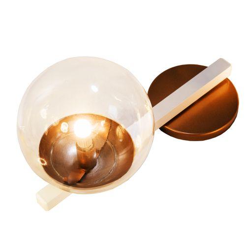 arandela-com-bola-de-vidro-transparente