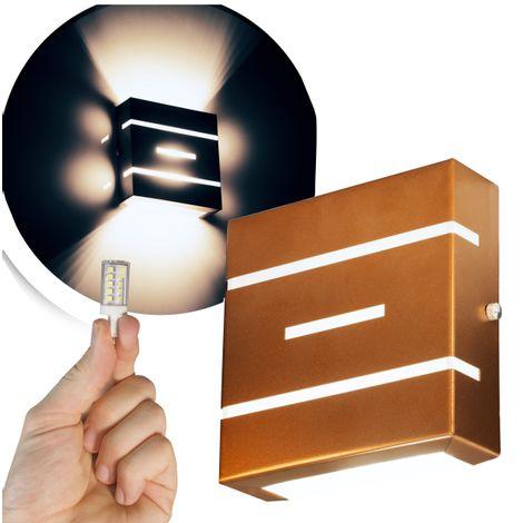 arandela-flyn-com-led-cobre