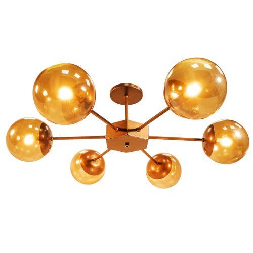 luminaria-sputnik-com-bolas-de-vidro-ambar