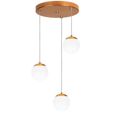 lustre-triplo-com-bolas-de-vidro-penduradas