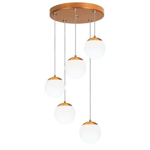 lustre-cascata-com-5-bolas-de-vidro