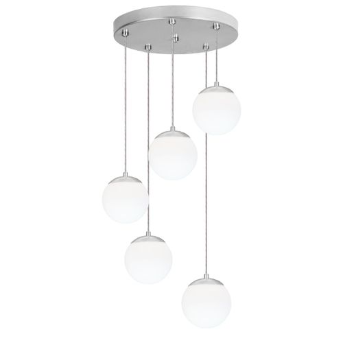 lustre-cascata-com-bolas-de-vidro
