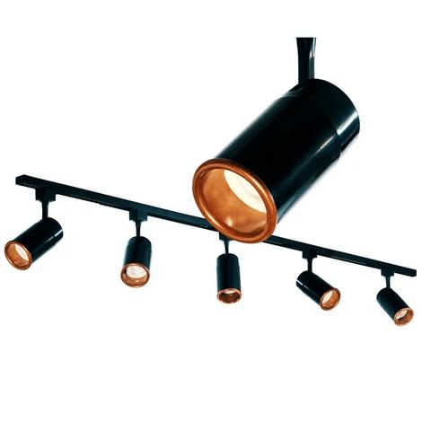 trilho-preto-e-cobre-2m-com-5-spots-preto-com-cobre