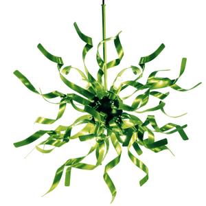Pendente-de-teto-medusa-verde