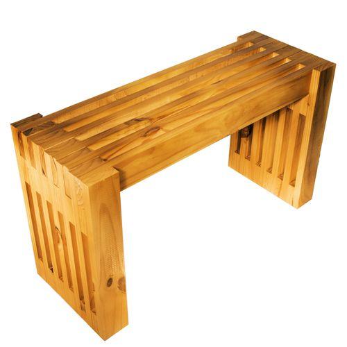 banco-de-madeira-u