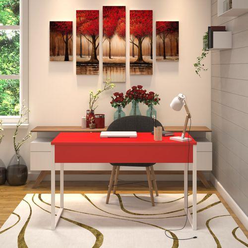 Mesa-tampo-em-aco-vermelha-com-branco-C01