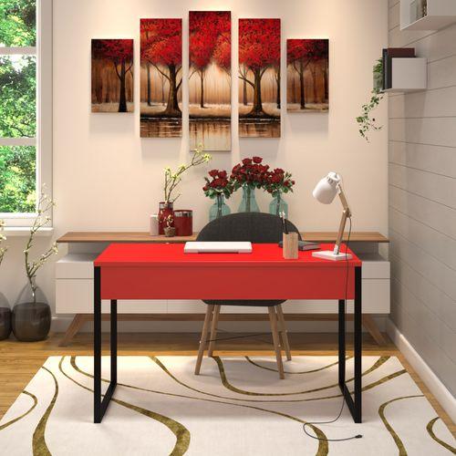 Mesa-tampo-em-aco-vermelha-com-preto-C01