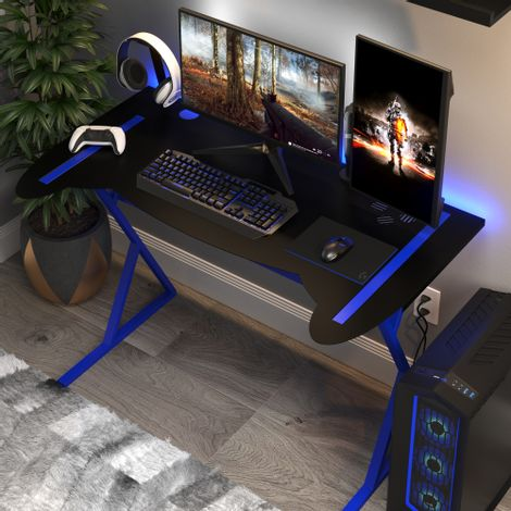Mesa-gamer-em-aco-azul---C02-cena-R01